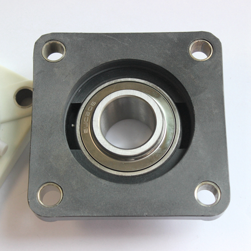 Stainless Steel Plastic Bearing Units